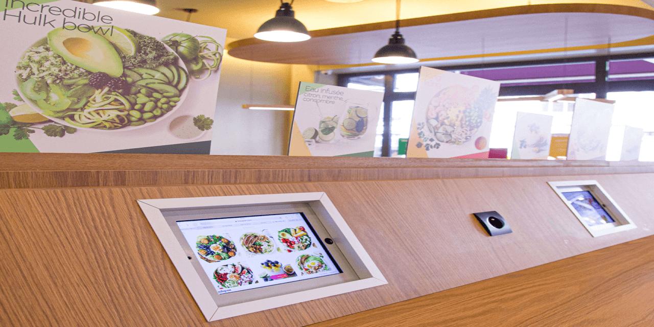 Un design innovant pour les restaurants